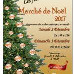 Saix : Les fééries des 70 ans, marché de Noël à la MJC