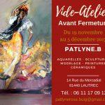 Vide-ateliers avant Fermeture Patlyne. B (c) patlyne