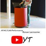 Afiac/cafe/performance - photographies (c) L'A.F.I.A.C