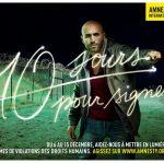 Amnesty, 10 jours pour signer ! (c) Olivier Ripoll