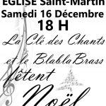 Concert de Noël (c) La Clé des Chants de Lombers