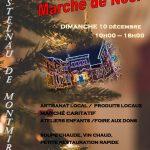 Marché de Noël (c) SCIC Vivre en Bastides et des bénévoles de Ca
