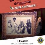 Soirée théatre rire et détente (c) LIONS CLUB DE LAVAUR