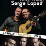 Concert Kiko Ruiz/Serge Lopez + Bey Ler Bey (c) La Saison