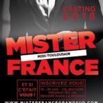 Casting Mister France Midi-Toulousain (c) Mister France Tarn