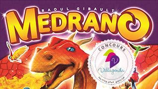 Concours La légende du Dragon, Medrano.