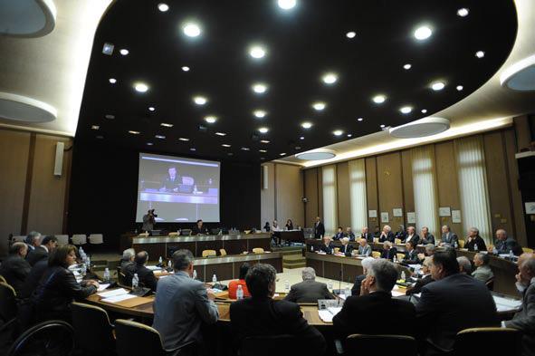 Conseil Général du Tarn - Commission permanente / © Donatien Rousseau - Conseil Général du Tarn