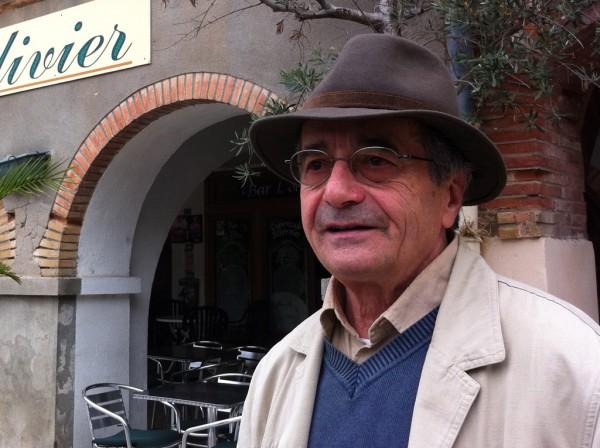 Gérard Privat - Candidat à l'élection présidentielle 2012 / © François Darnez - Les petits lézards - DTT