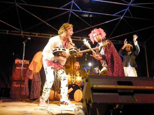 La Compagnie Cuanol en concert / © La Compagnie Cuanol