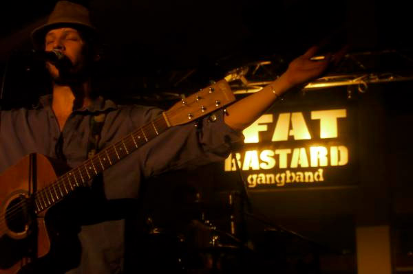 The Fat Bastard Gang Band en concert
