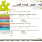 Tarn & Dadou - Questionnaire 2011 sur les services publics locaux