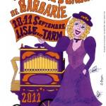 Festival d'orgues de barbarie 2011 - Lisle sur Tarn