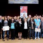 17 apprentis du Tarn récompensés par la Région / © Région Midi-Pyrénées