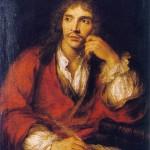 Molière / Peinture à l'huile de Charles-Antoine Coypel (1694–1752) - Wikipédia