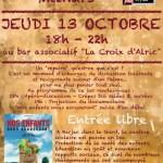 Premier Café Repaire à Milhars - Ciné-débat autour de Nos enfants nous accuserons