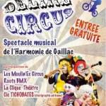 Délire Circus / (c) Harmonie de Gaillac