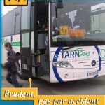 Prudent, pas par accident ! / © FEDERTEEP
