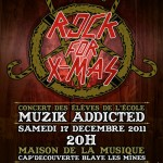 Rock For X-Mas à Cap'Découverte - Le Garric