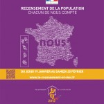 Recensement de la population - 2012