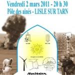 Conférence scénario négaWatt / (c) Lisle Environnement