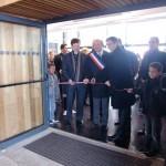 Inauguration de l'école élémentaire de Couffouleux / © François Darnez - Les petits lézards
