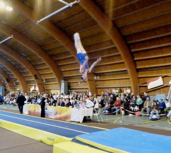Coupes Nationales de Gym 2012 / © Tempo Gym