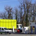 Station-service de biométhane carburant - Labessière-Candeil / © Trifyl@