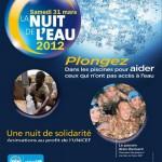 5ème Nuit de l'eau - Samedi 31 mars 2012