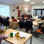 """Tarn & Dadou, opération """"Foyers Témoins"""", réunion à Labruguière le mercredi 22 février 2012 / © ted"""