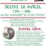 Cafe repaire de Mihlars - L'Ater-Tour