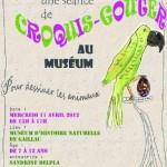 Croquis-goûter au Muséum / (c) Service du Patrimoine de la Mairie de Gaillac