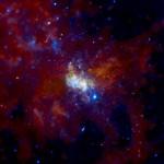 Milky Way Has a 'Heart of Darkness' (c) NASA