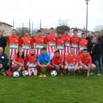 FCL, remise des maillots Tenza-Bruyère et Lafon Maison de la Presse à l'équipe des U19 / © FC Lisle