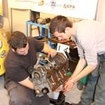 Foire d'Albi, les métiers de l'automobile à l'honneur / © FCA MEP