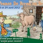 La France de Ferme en Ferme 2012