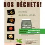 Compostez vos déchets naturels avec Tarn & Dadou / © Ted