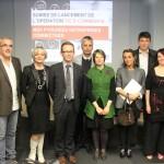 """Soirée de lancement opération """"TIC E-commerce : Midi-Pyrénées entreprises connectées - Lundi 23 avril 2012 / © CCI du Tarn"""