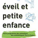 Tarn & Dadou : éveil et petite enfance - 1er semestre 2012