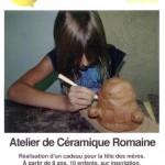 Atelier Céramique Romaine (c) Ted