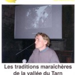Traditions maraîchères de la vallée du Tarn (c) Ted