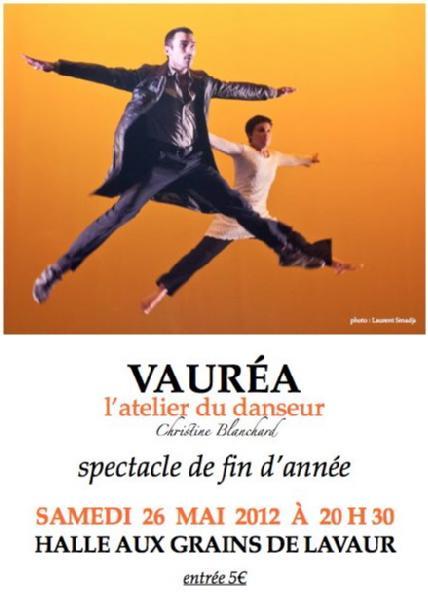 Vauréa - spectacle de fin d'année (c) L. Smadja pour Vauréa