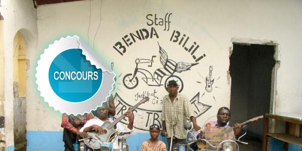 Gagnez des places pour le concert de Staff Benda Bilili