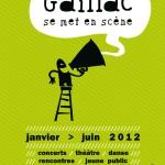 Gaillac se met en Scène - Janvier/Juin 2012