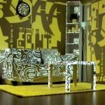 Modifiez votre intérieur grâce à une projection 3D / © Mr Beam