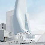 Tour Phare / © Morphosis Architects