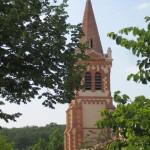 Clocher de l'église de Marzens (c) Emmanuelle Tabbara