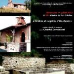 Ombres et Lumières d'Occitanie (c) Asso. sauvegarde église de Vors