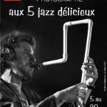 Aux 5 Jazz Délicieux - Christian Kitzinger (c) Christian Kitzinger