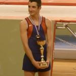 Rodez, Championnat de gym 2012 - Louis Poubanne / © Tempo Gym
