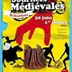 Les Journées Médiévales : Rapine & Brigandage (c) assocaition Terra Moundino